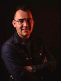 Een foto van de lookalike en imitator van  Jan Smit