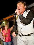 Een foto van de lookalike en imitator van  Marco Borsato