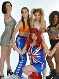 Een foto van de lookalike van Spice Girls