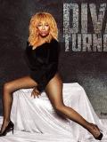 Een foto van de lookalike en imitator van  Tina Turner